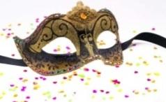 Purim 2 Mask