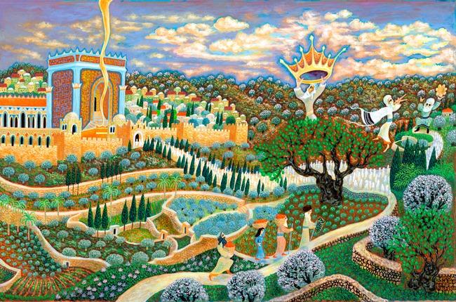 SHAVUOT - Baruch Nachshon