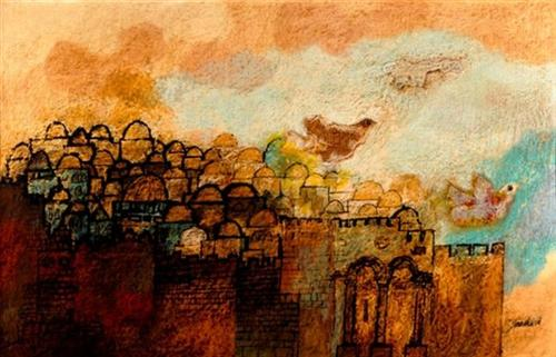 Jerusalem of Gold - Jean David