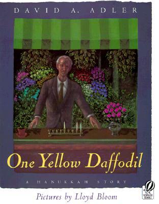 One-Yellow-Daffodil-by-David-A-Adler-illustrated-by-Lloyd-Bloom