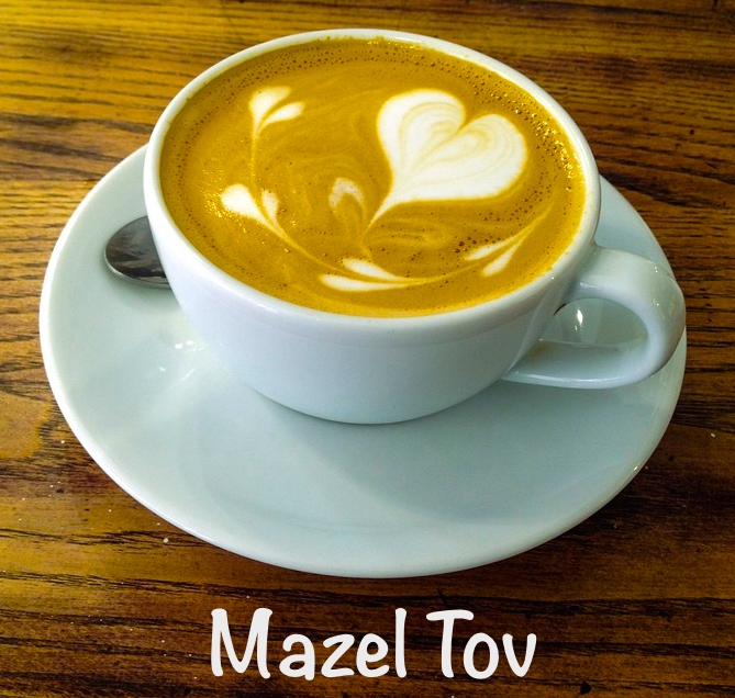 mazel tov January