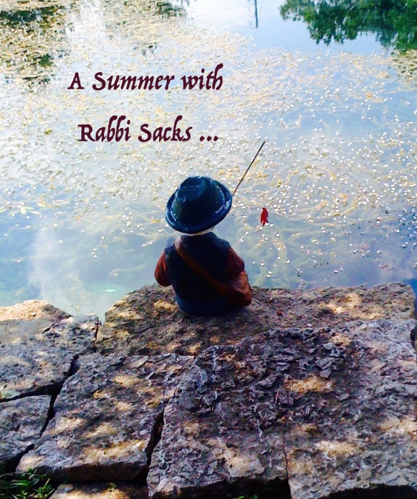 A Summer with Sacks